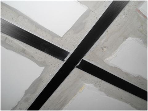 Betonsanierung / Verstärkung Gebäudeteil / Deckenverstärkung