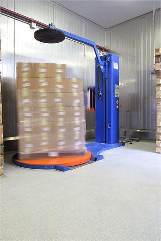 Lebensmittelverarbeitung / Logistik