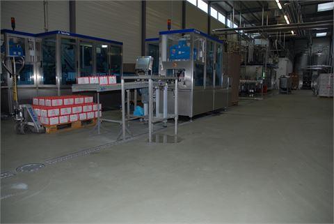 Lebensmittelverarbeitung / Produktion