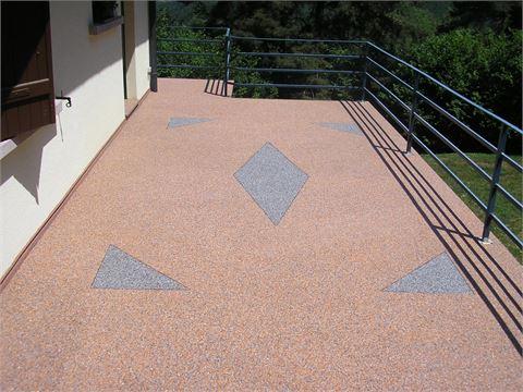 Terrassen- und Balkonböden