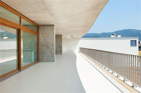 Abdichtung Baukörper / Balkone