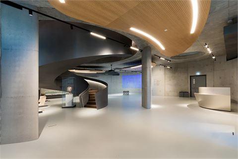 Designboden / Öffentliche Einrichtung / Museum Paneum