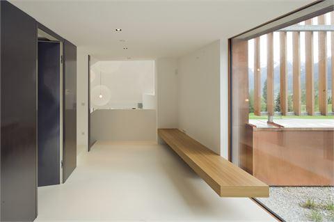 Designböden / Privater Wohnbereich /Sanitäreinrichtungen