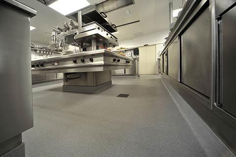 Lebensmittelböden - Kantinen Küchen