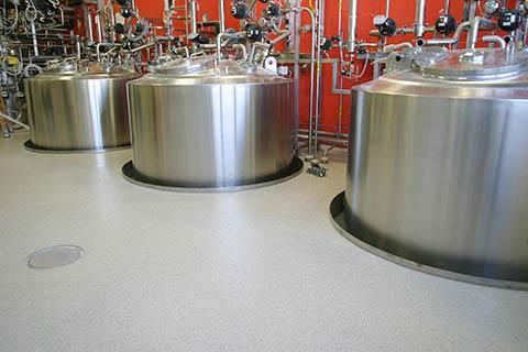 Reinraumböden - Pharma- Hygienebereiche