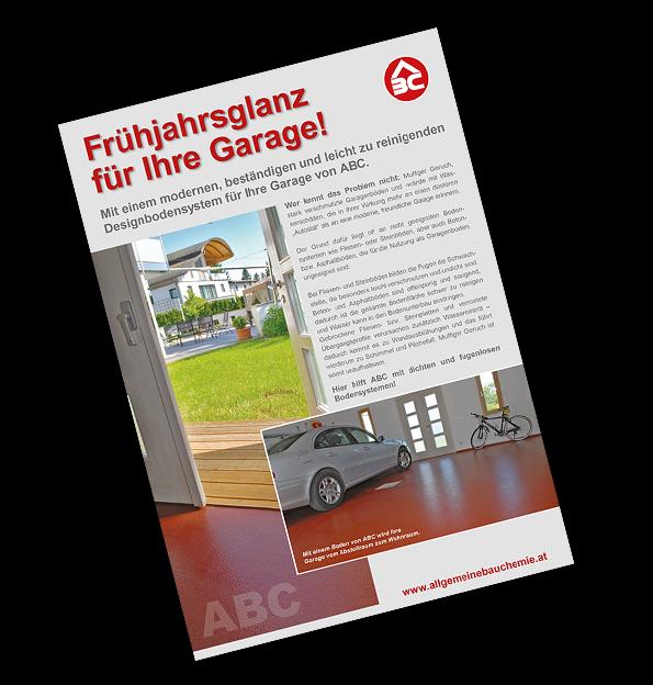 Frühjahrsglanz für Ihre Garage