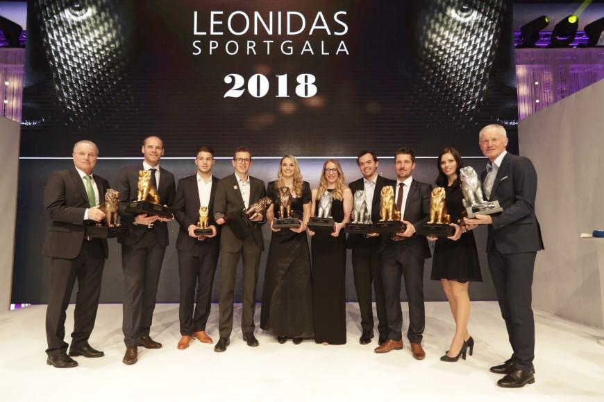Leonidas Sportgala - ABC war dabei